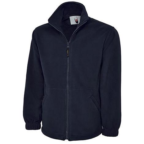 Polaire, RS PRO, Unisexe, taille XXL, Bleu marine, Polyester