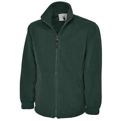 Polaire, RS PRO, Unisexe, taille XXL, Vert, Polyester