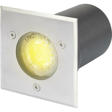 Polarlite LED-Außeneinbauleuchte 3W EEK: LED (A++ - E) Warm-Weiß Schwarz W683831