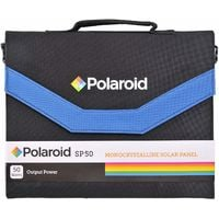 Polaroid SP50, 50W Portable Solar Panel, Monocrystalline Solar Cell, 4 Panels