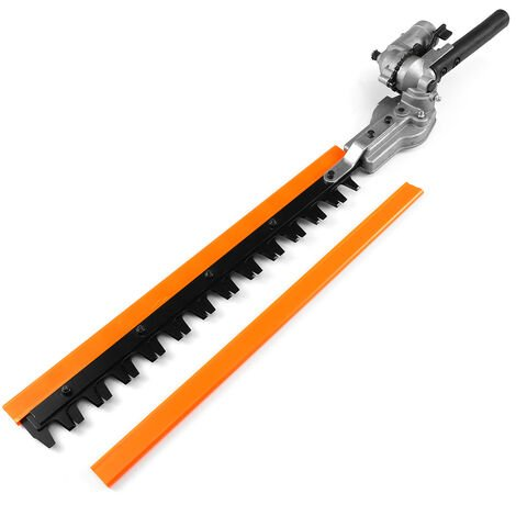Pole Hedge Trimmer Brush Cutter Head for Chainsaw