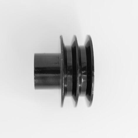 POLEA CORREA TRANSMISION 100x77,2x24,6MM -RECAMBIO GREENCUT