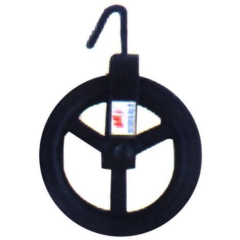 Polea Pozo Sencilla - NUSAC - 30160 - 160 MM