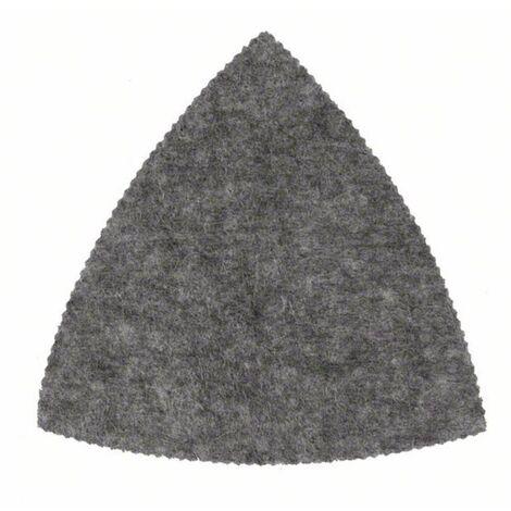 Polierfilz für Dreieckschleifer und Multi-Cutter.