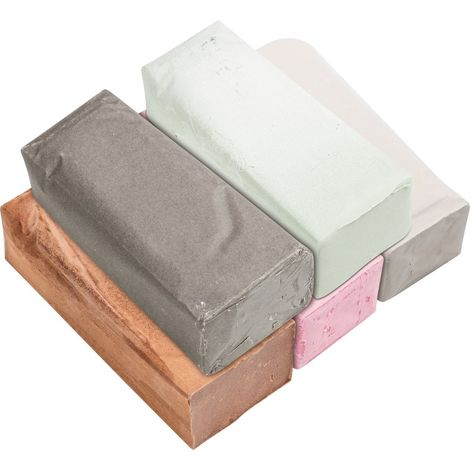 Polierpasten-Block - PFERD - für Stahl, Buntmetall, Kunststoff u.a. - Großpack