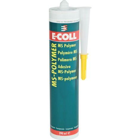 Polímero MS transparente 290ml (Por 12)