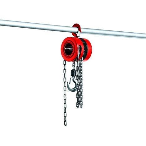 Polipasto de cadenas 1000 Kg Einhell TC-CH 1000