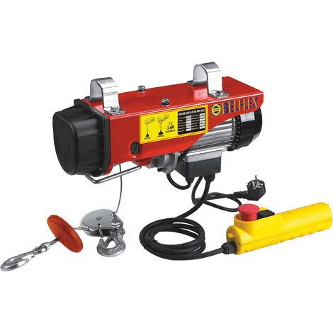 POLIPASTO ELECTRICO ABRATOOLS PBF-300E 1200W
