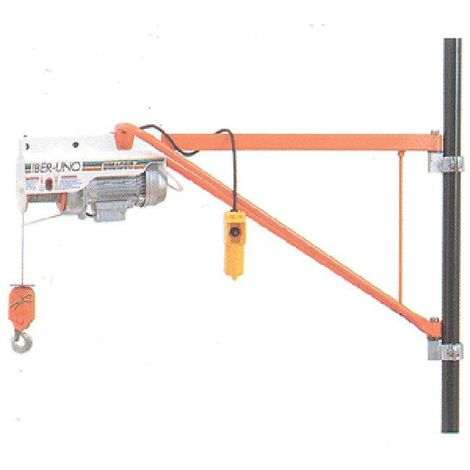 Polipasto Elevac Elect 0200kg Cable 1p 0,33hp Iberuno Umacon