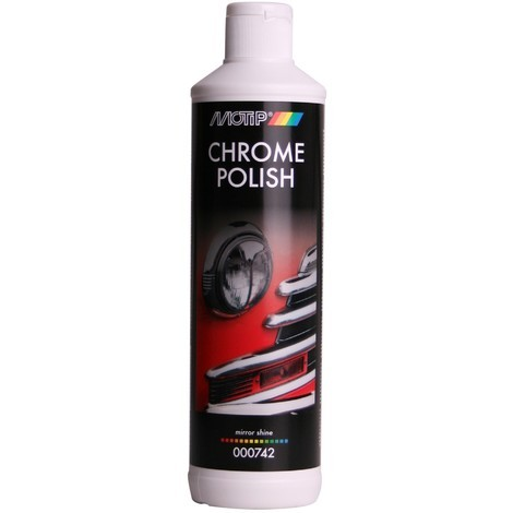 POLISH CHROME 500 ML MOTIP Car Care - MO000742