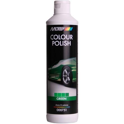 POLISH PEINTURE VERT 500 ML MOTIP Car Care - MO000751