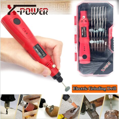"""main image of """"Polishing, engraving and miniature jade cut, hardware tools, rechargeable electric grinder, USB"""""""