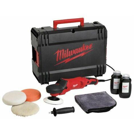 Polisseuse 1450W 200mm avec accessoires en HD Box - AP 14-2 200 E SET – Milwaukee