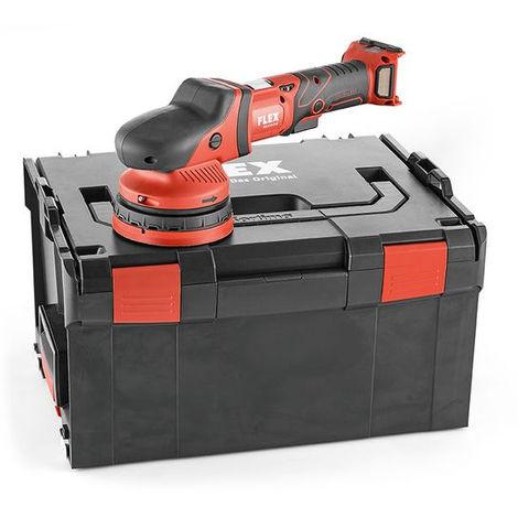 Polisseuse excentrique 18V XCE 8 125 18.0-EC FLEX - sans batterie ni chargeur - en L-Boxx - 459070
