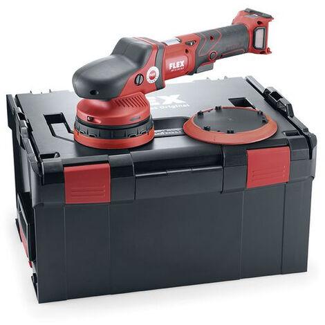 Polisseuse excentrique 18V XFE 15 150 18.0-EC/5.0 P-Set C FLEX - 2 batteries + chargeur - en coffret - 461237