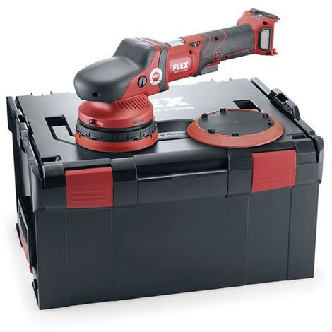 Polisseuse excentrique 18V XFE 15 150 18.0-EC FLEX - sans batterie ni chargeur - en L-Boxx - 459089