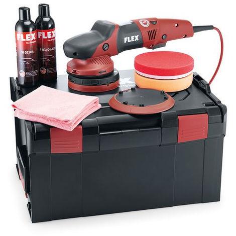 Polisseuse excentrique XFE 7-15 150 P-Set FLEX - en L-Boxx avec accessoires - 447110
