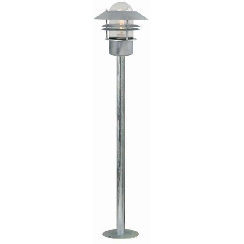 Pollerleuchte 60W Energiesparlampe Außenbeleuchtung Beleuchtung Lampen Leuchten - NORDLUX