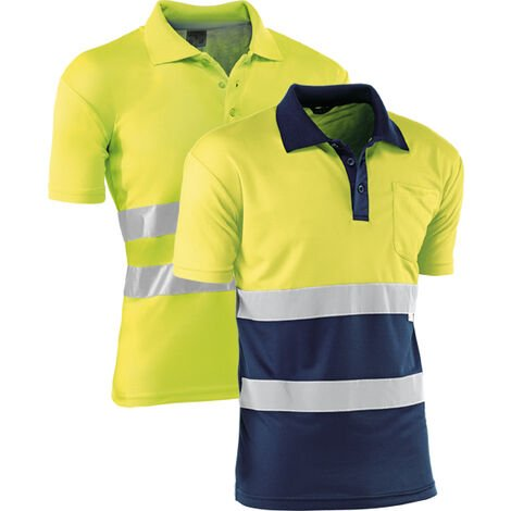 POLO A.V.AMARILLO HV720 T-XL