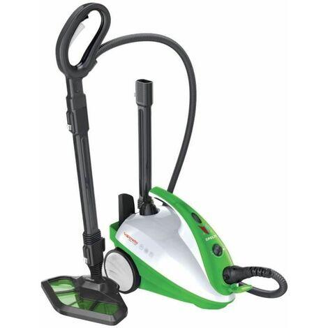 Polti Nettoyeur Vapeur Vaporetto Smart 35 mop Blanc/Vert 1800 W