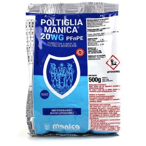 POLTIGLIA BORDOLESE 20 WG Fungicida Manica PFNPE gr 500