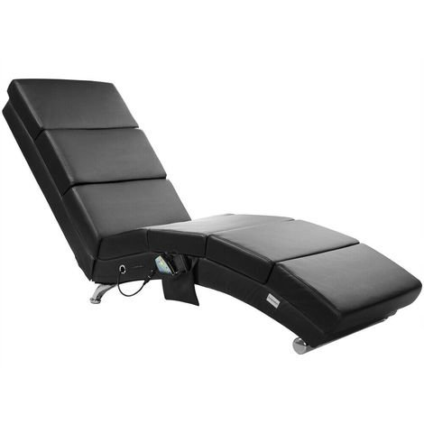 Sdraio Chaise Longue.Poltrona Relax Chaise Longue Sedia A Sdraio In Similpelle Simil Lino Ergonomica