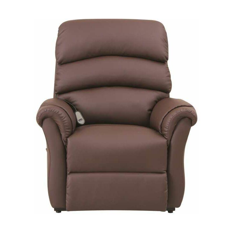 Faccio Io - Poltrona Relax massaggiante brown