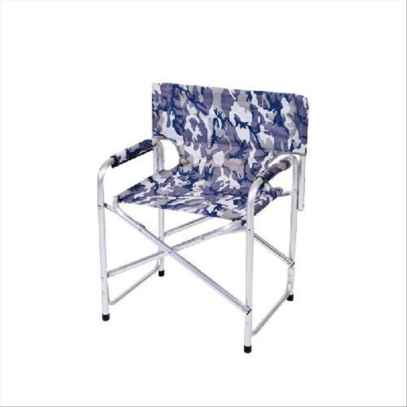 Sedie Pieghevoli Regista Alluminio.Poltrona Sedia Regista Pieghevole Militare Alluminio Con Braccioli