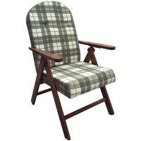 Sedia sdraio legno ergonomica ripieghevole referenza me1736618 al ...