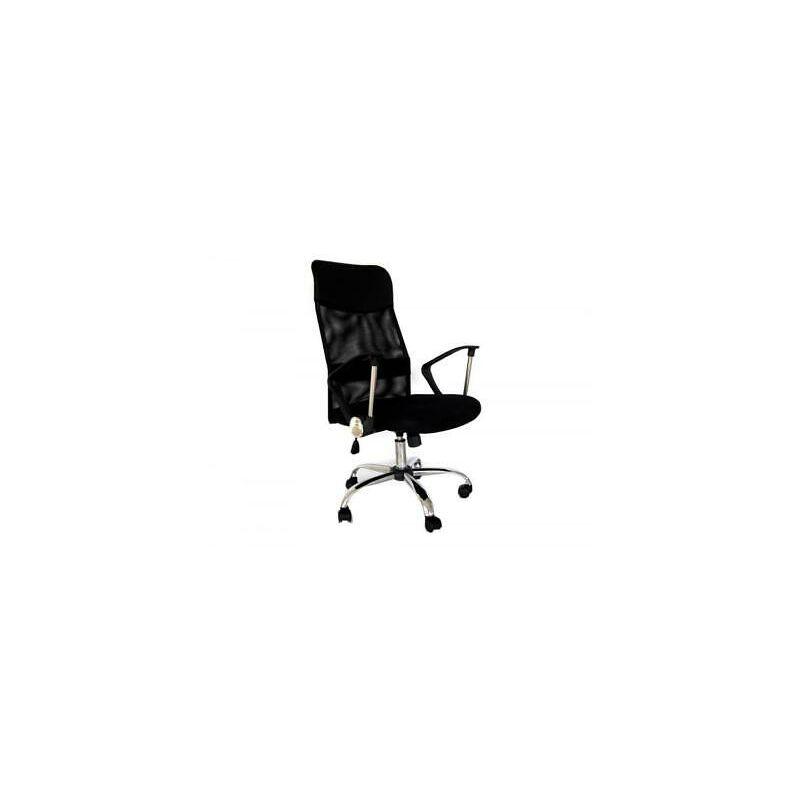 Cruccolini - Poltrone poltrona operativa in microrete rotelle braccioli sedia studio ufficio
