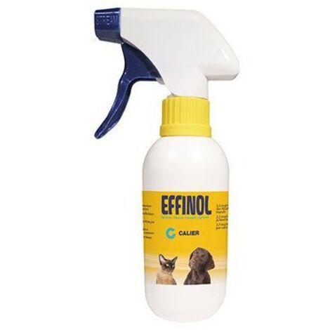 Polvo anti-pulgas y antiparásitos para perro