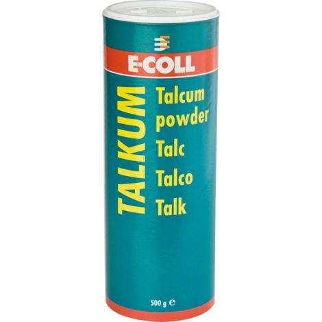 POLVOS DE TALCO INDUSTRIAL 500GR