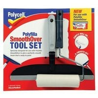 Polycell 5190663 Smooth Over Toolset
