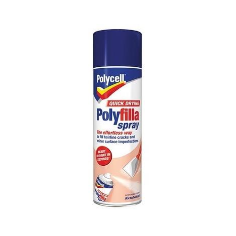 Polycell 5196341 Polyfilla Spray 300ml