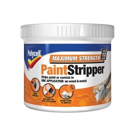 Polycell Maximum Strength Paint Stripper 1L