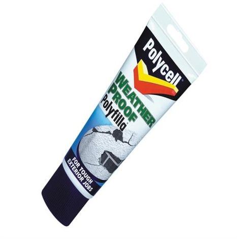 Polycell Multi Purpose Exterior Polyfilla (select size)