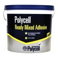 Polycell Trade Polycell Ready Mix Adhesive 4.5Kg
