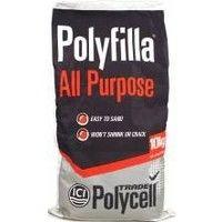 Polycell Trade Polyfilla All Purpose Filler 10Kg