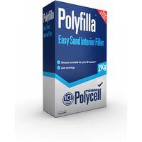 Polycell Trade Polyfilla Easy Sand Interior Filler