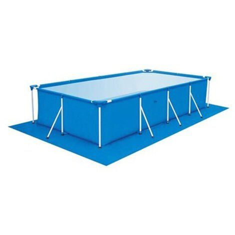 Polyester outdoor pool groundsheet 254x445cm