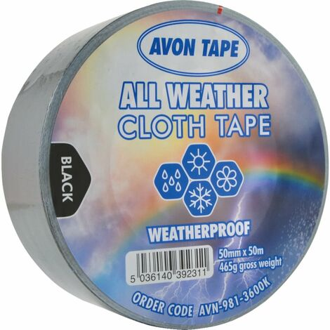 Polyethylene All Weather Cloth Tapes