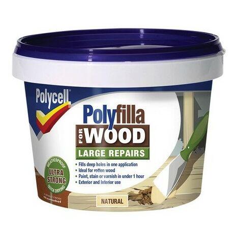 Polyfilla 2 Part Wood Filler