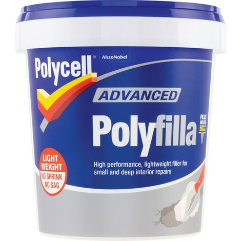 Polyfilla Advanced Polyfiller 600ml