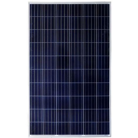 Polykristallines Photovoltaik-Solarmodul 275W Klasse A Exclusive