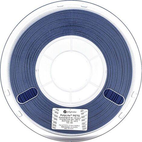 Polymaker 70646 Filament PETG 2.85 mm 1 kg bleu PolyLite 1 pc(s)