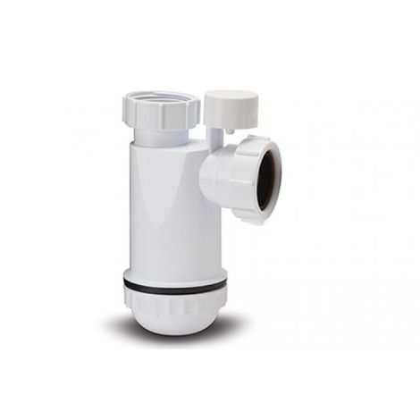 Polypipe Anti-Syphon Bottle Trap - 32mm