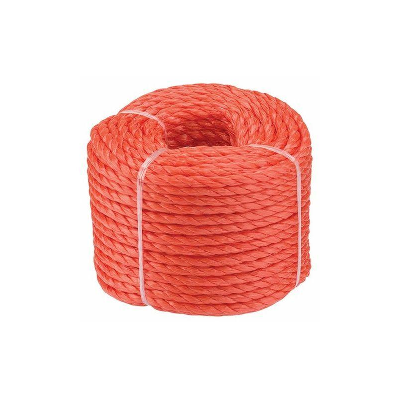 Image of 04858 Polypropylene Rope (30M x 4mm) - Draper