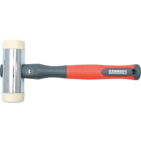 Polypropylene Shaft Hard Faced Hammers