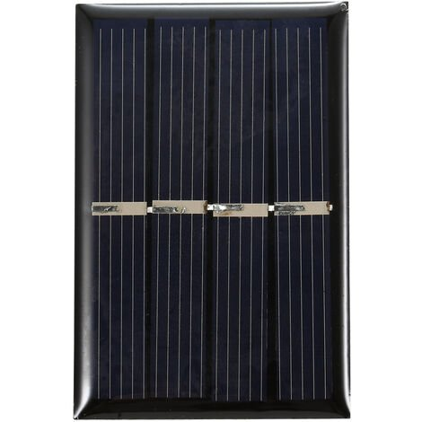 Polysilicon solar panel, glue drop panel, DIY lamp panel