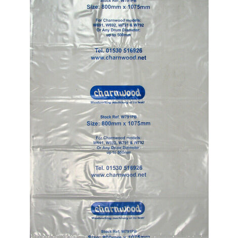 Polythene Collection Bag 32'' x 43'', pack of 10